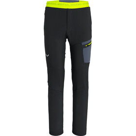 Salewa Pedroc Light Durastretch - Pantalones Hombre - negro